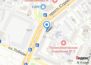 Компания «Авиакассы Билет-Алтай» на карте