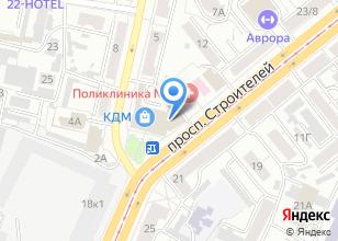 Компания «Урбино-Сибирь» на карте