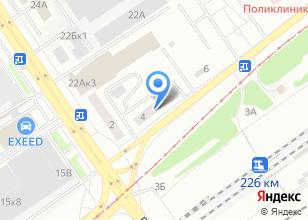 Компания «Макс-Плюс» на карте