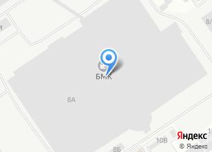 Компания «Бизнес Мебель» на карте