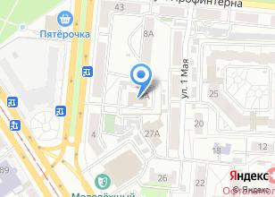 Компания «Сибтурсервис» на карте