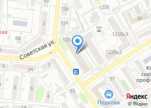 Компания «Техногранд» на карте