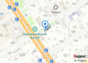 Компания «РеАлт» на карте