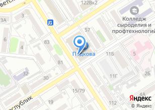 Компания «Алтай-Феликс» на карте