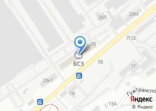 Компания «СибирьРегионСтрой» на карте