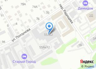 Компания «ПАПА КАРЛО фабрика столярных изделий» на карте