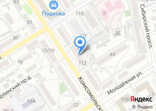 Компания «Мэйпл» на карте