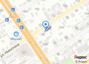 Компания «ПромТехМонтаж» на карте