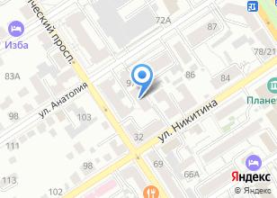 Компания «Style ROOM» на карте