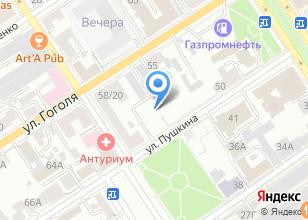 Компания «Скай Прогресс» на карте