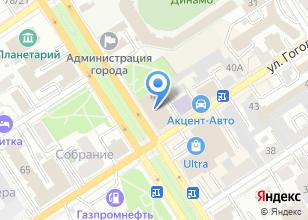 Компания «Ваш билет» на карте