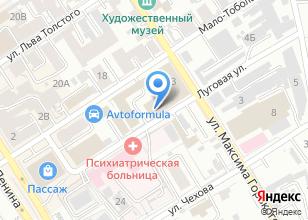 Компания «СибМолот» на карте