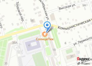 Компания «АлтайСтрой Мастер» на карте
