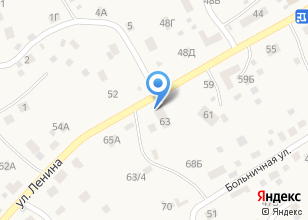 Компания «Автомобильные прицепы» на карте