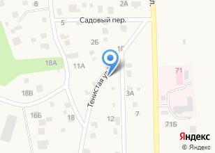 Компания «Усадьба на Тенистой» на карте