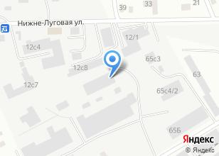 Компания «Контра» на карте
