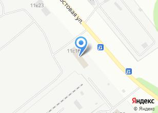 Компания «ТрансРегионКомплект» на карте