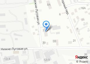 Компания «Автосервис на Луговой» на карте