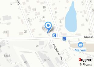 Компания «Алком Софт» на карте