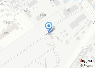 Компания «Аккумуляторные центры Мир аккумуляторов» на карте