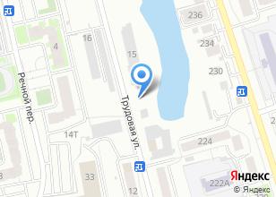 Компания «Калорит» на карте