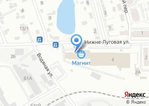 Компания «Эталон К» на карте