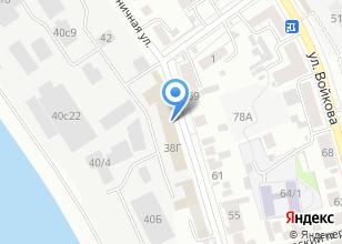 Компания «Томская ассоциация пищевиков» на карте