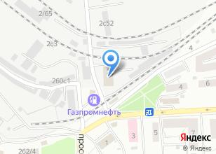 Компания «PROMMEBEL » на карте