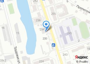 Компания «Керепеть» на карте