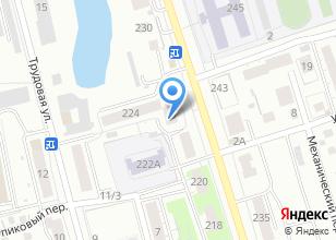 Компания «Подиум Д`Арт» на карте