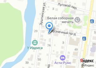Компания «Апартаменты Петровские» на карте