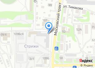 Компания «Томская мемориальная компания» на карте