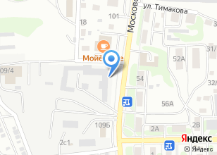Компания «СВАРКА» на карте