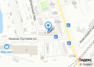 Компания «Мобильный рай» на карте