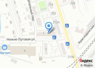 Компания «Enjoy суши» на карте