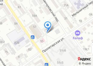 Компания «Жилсервис Ленинский» на карте