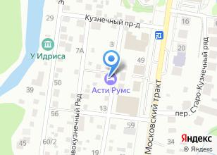 Компания «АстиКомфорт» на карте