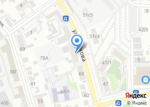 Компания «АрматураСнаб» на карте