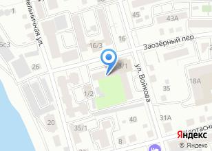Компания «Экспро» на карте
