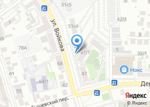Компания «Тзиа-Металлист» на карте