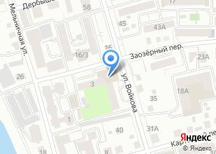 Компания «Студия красоты Елены Губановой» на карте