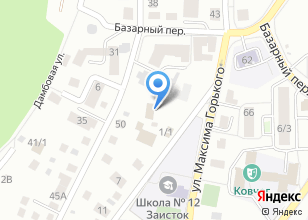 Компания «Приют» на карте