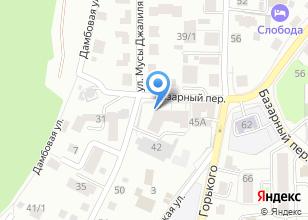 Компания «Массажный салон Эльвиры Кулеш» на карте