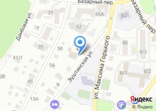 Компания «Городской военный комиссариат» на карте