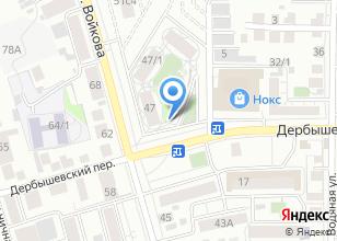 Компания «Милослава сеть магазинов» на карте