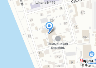 Компания «АВТО ЦЕНТР КУЗОВНОГО РЕМОНТА ПАЛИТРА» на карте