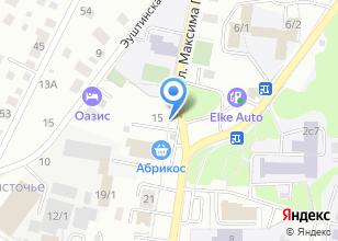 Компания «Ведущая Ольга Бобина» на карте