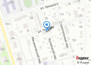 Компания «Авто Визард» на карте