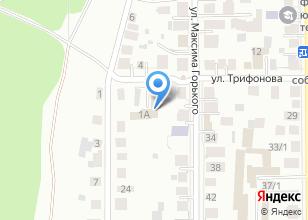 Компания «Компьютерный шаман» на карте