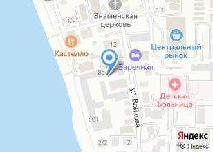 Компания «Autoservice» на карте